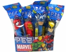 PEZ Candy With Dispenser 12ct - Marvel Universe