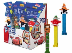 Pez Disney World Of Cars 12 Count