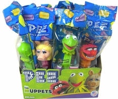 Pez Muppets 12ct