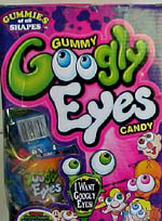 Play The �I Feel What?!� Game At Your Halloween Party With Gummy Eyeballs And More