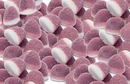Pufflettes Purple & White Grape Gummy Bites 5lb