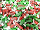 Red & Green Tootsie Frooties 20oz bag