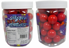 Red Gumballs Color Splash 49 Count