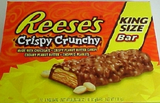 Reese's  Crispy Crunchy 18ct King Size Candy Bar