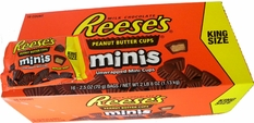 Reese's Mini Peanut Butter Cups King Size 16ct