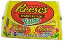 Reese's Peanut Butter Eggs 6 Count