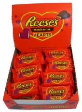 Reese's Peanut Butter Hearts 36ct