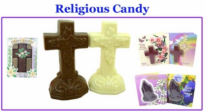 Religious Easter Candy - Click Here Choose Your Favorites