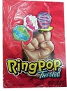 Ring Pops Twisted Cream Flavors 24ct