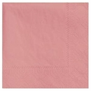 Rose Beverage Napkins 3 Ply - 50 Count