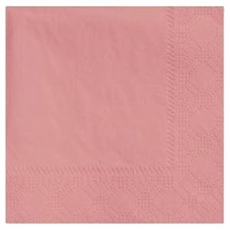 Rose Lunch Napkins 50 Count
