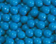 Royal Blue Mini Chocolate Balls 2lb Bag  Sixlets