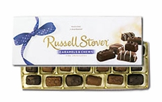 Russell Stover Assorted Caramels & Chews 11.5oz