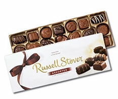 Russell Stover Assorted Chocolates 12oz Box