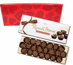 Russell Stover Chocolate Covered Nuts 10oz
