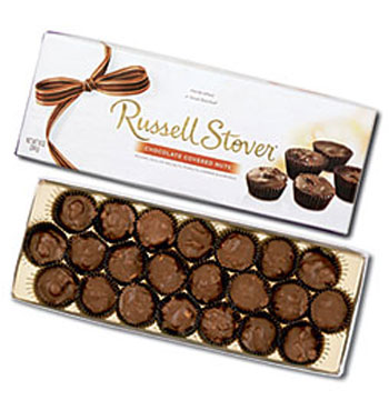 Russell Stover Chocolate Covered Peanuts