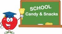 School Candy & Snacks