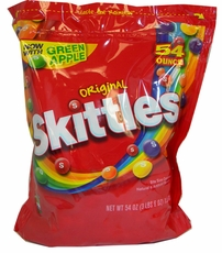 Skittles Original Candies Bulk 54oz Bag