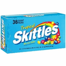 Skittles Tropical 36 Count