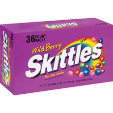 Skittles Wildberry 36 Count