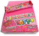Smarties Strawberry Taffy 24 Count