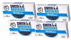 Smith Brothers Cough Drops 20ct - Black Licorice