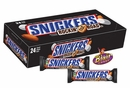 Snickers Rockin Nut Road Candy Bar 24 Count