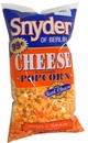 Snyders Cheese Popcorn 2.75oz