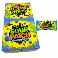 Sour Patch Blue Raspberry 24 Count