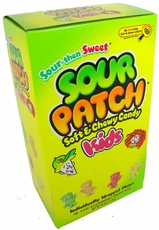 Sour Patch Kids 240ct SIngle Wrapped