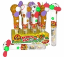 Sports Fan Toy With Candy 12 Count
