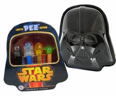 Star Wars Crystal Pez Limited Edition Collectors Tin