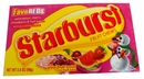 Starburst Fave Reds Christmas Box 3.5oz