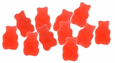 Strawberry Gummi Bears 20oz Bag