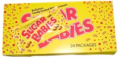 Sugar Babies 24ct Nostalgic Candy