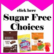 Sugar Free Easter Candy Choices Choose Your Favorites
