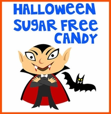 Sugar Free Halloween Candy