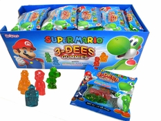 Super Mario Gummy Candy 24 Packs