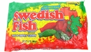 Swedish Fish Red & Green Christmas 14oz Bag