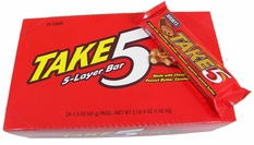 Take 5 Candy Bars 24ct