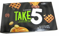 Take 5 Candy Bars 18ct