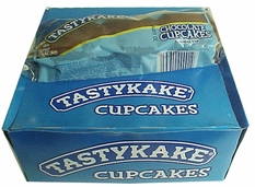 Tasty Kake Chocolate Cupcakes 6pks