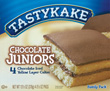 Tasty Kake Chocolate Juniors 6ct