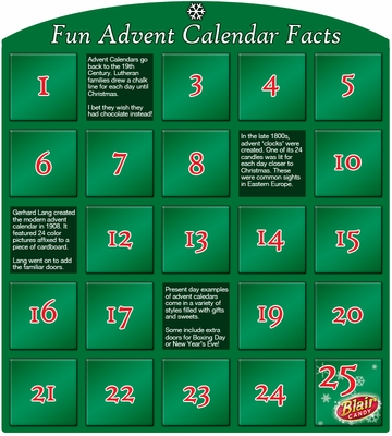 The Delicious History of the Chocolate Advent Calendar