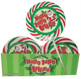 The Top 5 Christmas Lollipops For Your Family�s Christmas Stockings