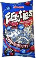 Tootsie Frootie Cran Blueberry 360ct