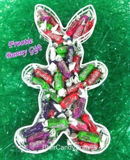 Tootsie Frooties Filled Bunny Gift