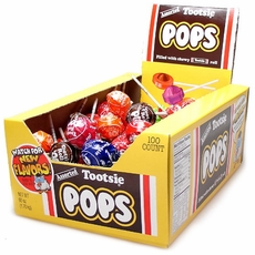 Tootsie Pop Lollipops By Tootsie Roll