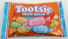 Tootsie Roll Fruit Rolls 11oz
