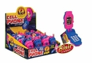 Toy Cell Phone With Candy 24 Count